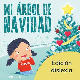 Mi árbol de Navidad  - Ed. Dislexia