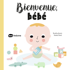 Le livre deu petit bébé
